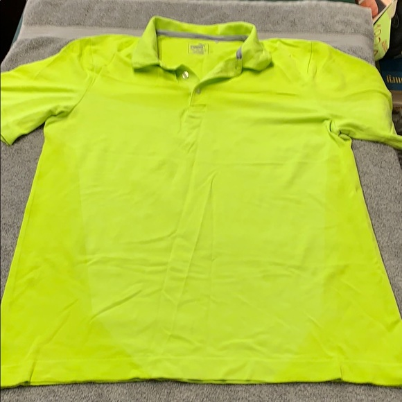 Puma Other - Puma green large Dry Cell T shirt